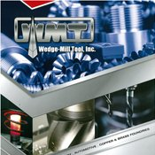 Wedge-Mill Tool Inc Brochures and Other Documentation - brochure